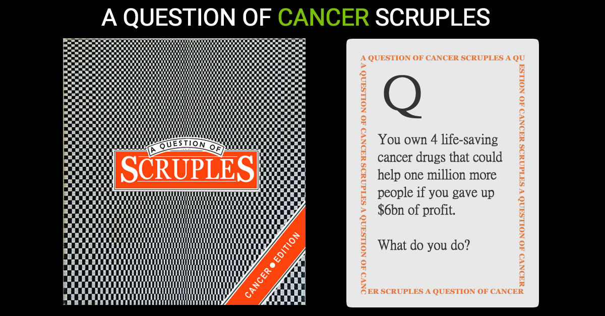 Cancer Scruples