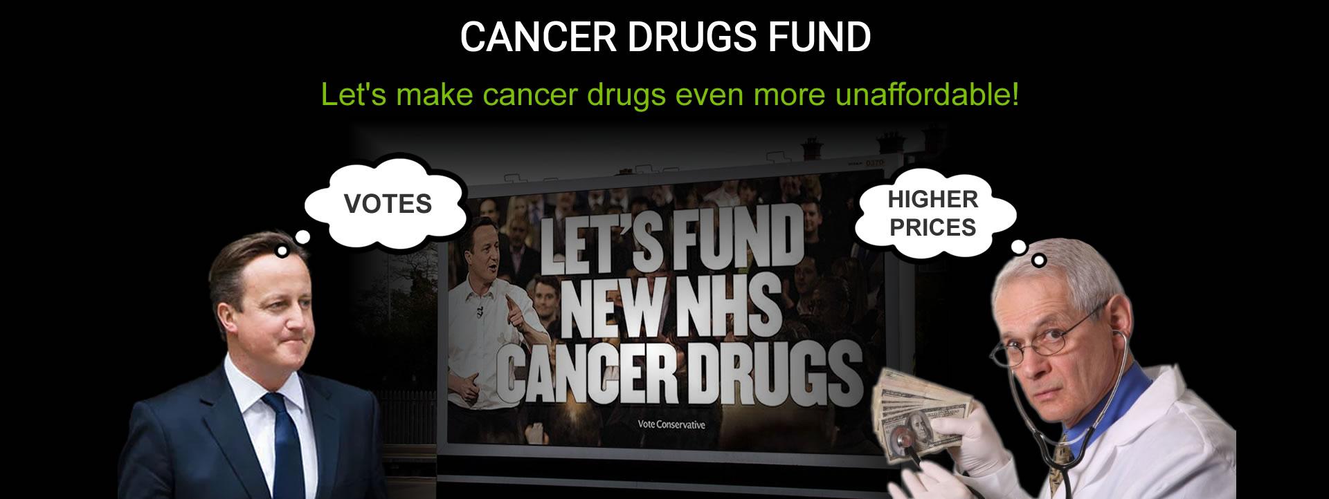 Cancer Drugs Fund Fuels Price Rises